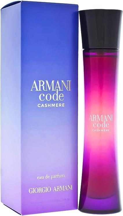 armani code cashmere sephora