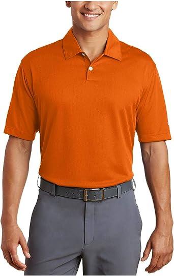 ultima collezione il prezzo rimane stabile design unico NIKE Golf - Dri-Fit Pebble Texture Polo: Clothing - Amazon.com