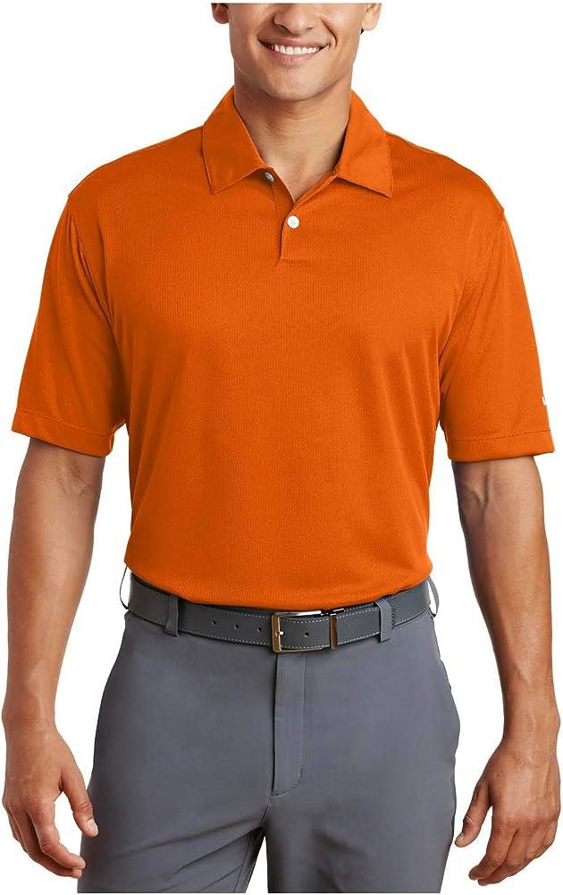 Nike Golf - Dri-FIT Pebble Texture Polo. 373749: Amazon.es ...