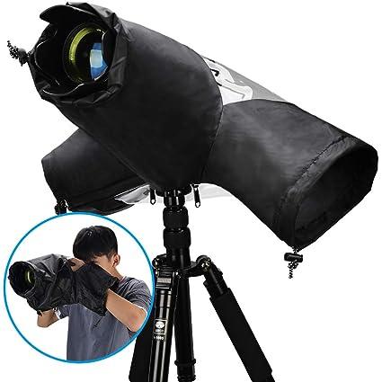CADeN - Funda Impermeable para cámaras réflex Canon, Nikon, Sony ...