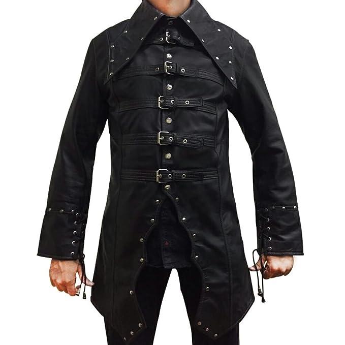 Amazon.com: NUEVO DE LOS HOMBRES Gótico plumero Van Helsing ...