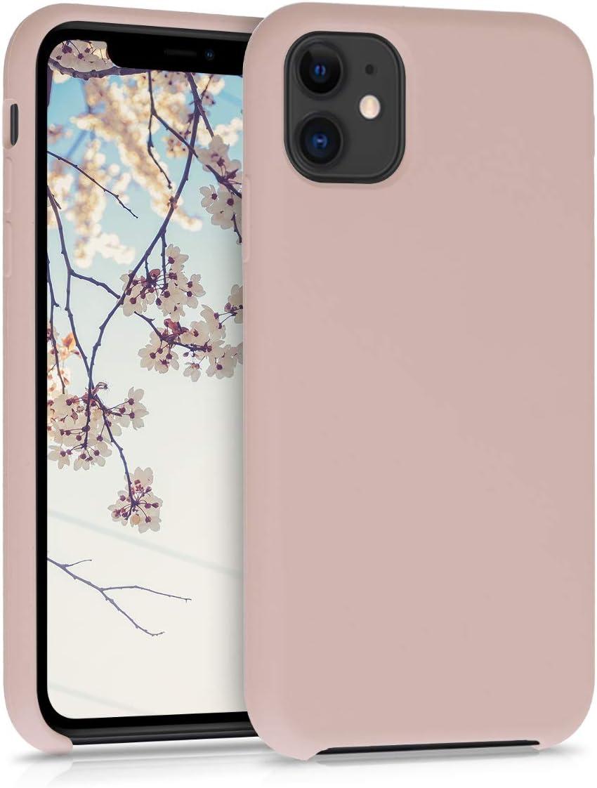 Coque iPhone 11KENZO Rose Premium Antichoc Coque Compatible iPhone 11