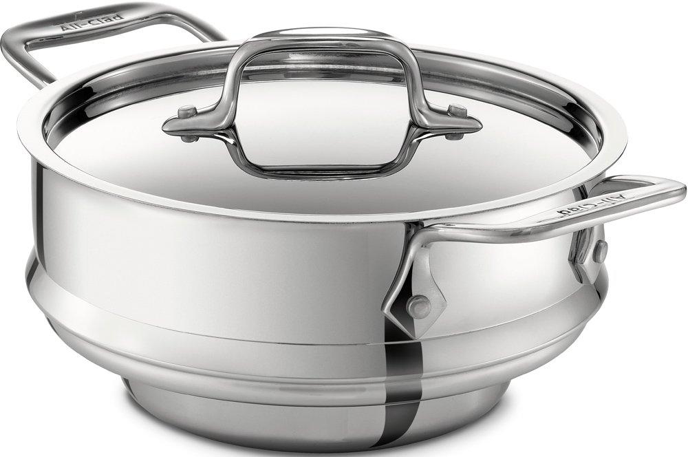 All Clad D3 Tri Ply Bonded Cookware Set Pots And Pans Set