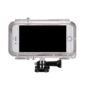 carcasa go pro iphone