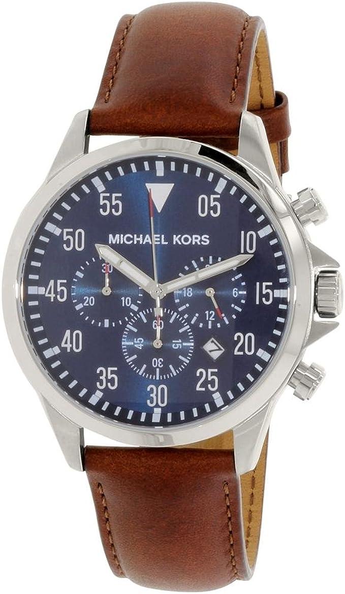 Michael Kors Men's Gage Brown Watch