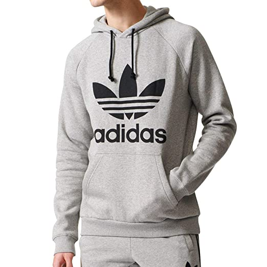 a1c6aaa87e adidas Originals Men's Trefoil-Hoodie