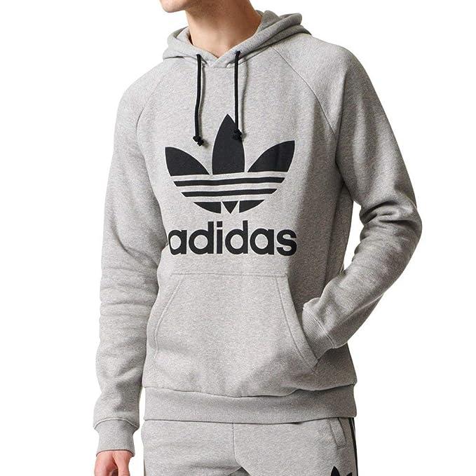 85ad06e14e6e7 adidas Originals Men's Trefoil-Hoodie