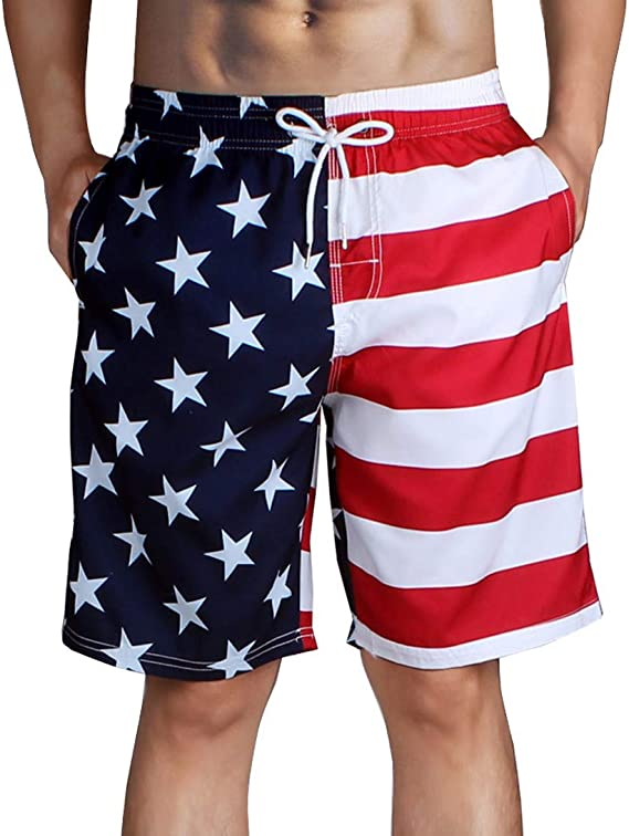 Sunshine Basketball Design Mens Beach Shorts Elastic Waist Pockets Lightweight Swimming Board Short Quick Dry Short Trunks