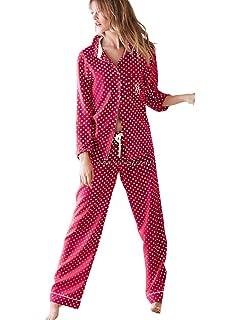 8b161249890f3 Victoria's Secret 2PC Pajama Set The Mayfair Lightweight at Amazon ...
