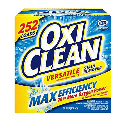 Oxi Clean Versatile Stain Remover, 11.7 lbs. (pack of 6) by OxiClean