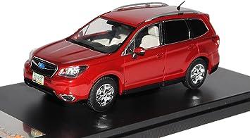 Subaru Forester Xt Met Rot 2013 Modellauto Fertigmodell Premium X 1 43 Spielzeug