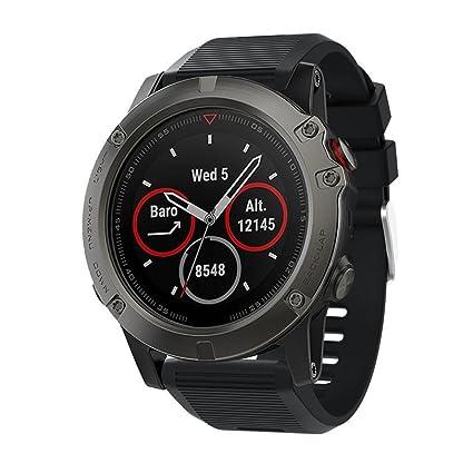 Correa de reloj barato para Garmin Fenix 5X - correa de ...