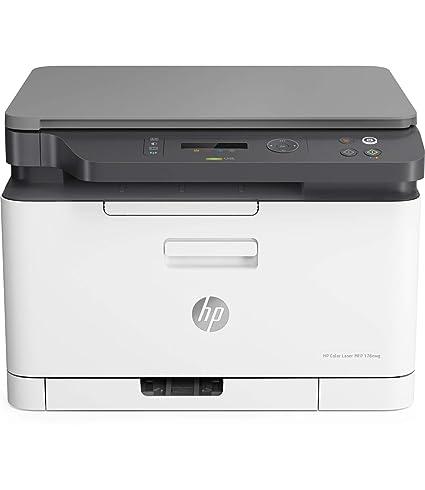 HP Color Laser MFP 178nw - Impresora láser multifunción (imprime ...