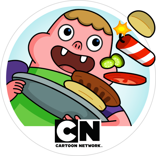Blamburger - Clarence (Titans Go Games Teen)