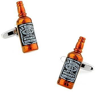 bouton de manchette whiskey