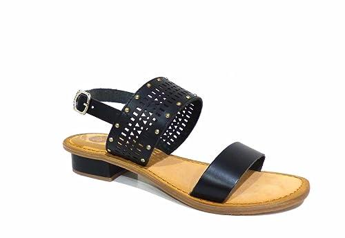 Gioseppo Mujer Anisa 40514-02 Black zapatos con correa negro Size  35   Amazon.es  Zapatos y complementos bef35ce5dabe