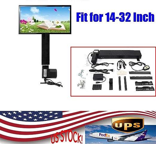 KPfaster KPquick Soporte Vertical para TV de 20 Pulgadas, Soporte de elevación motorizado para televisores Planos LCD de 14 a 32 Pulgadas, Estable para el hogar eléctrico: Amazon.es: Juguetes y juegos