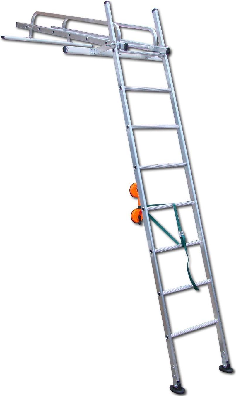 Porche aleros de acceso Escalera – hasta 2,5 m: Amazon.es: Bricolaje y herramientas