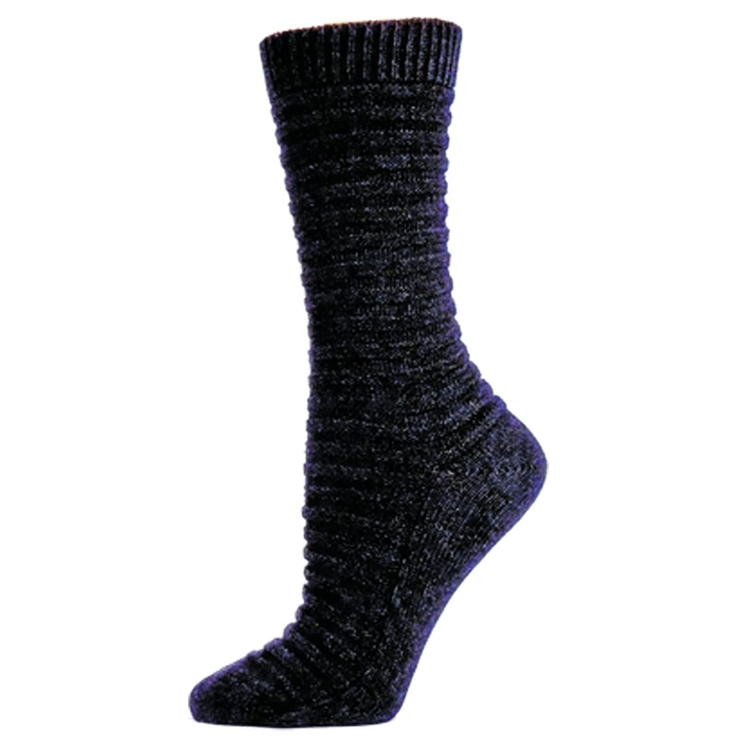 E.G. Smith Slinky Cotton Crew Womens Recycled Cotton Socks