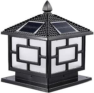 WHYA Solar Control Inteligente de luz LED de la puerta de ...