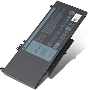 New E5470 6MT4T Laptop Battery Compatible with Dell Latitude E5570 fits 7V69Y TXF9M 79VRK 07V69Y Precision 3510 Battery