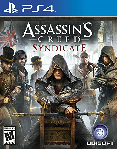 61r47ELcccL - Assassin's Creed Syndicate