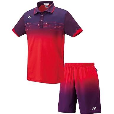 10257 (フィットスタイル) ソフトテニス ウェア ポロシャツ ヨネックス メンズ (YONEX)