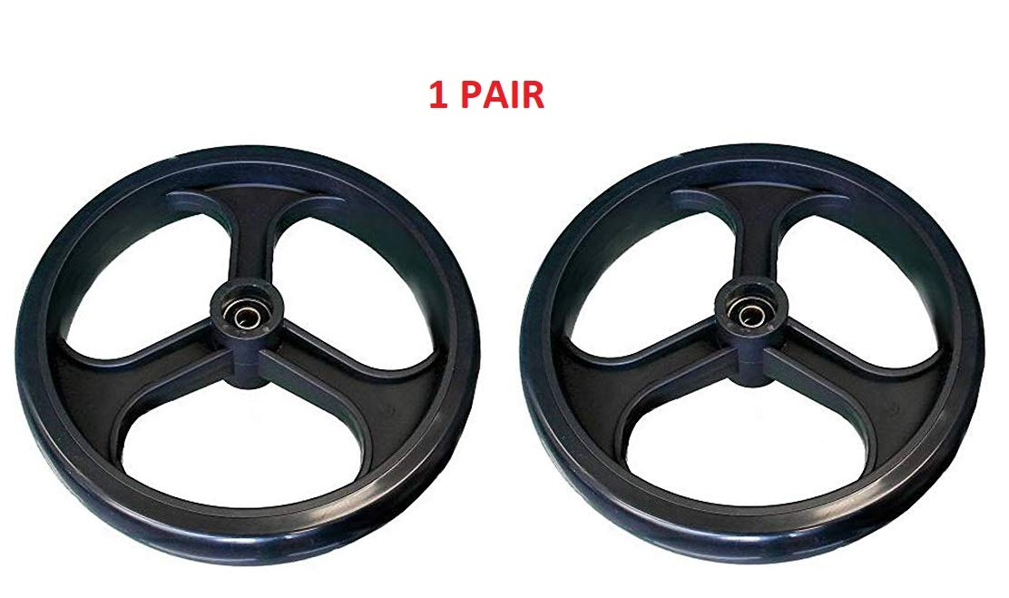 Front Wheel 3-Hole Fits Drive Models 795 & 750N (1 Pair)