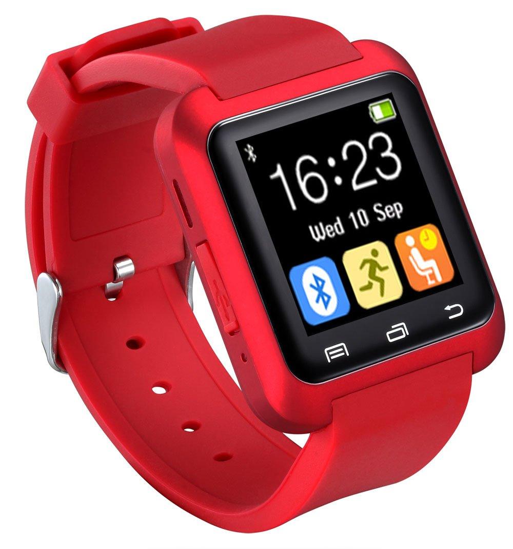 Amazon.com: e-TKT U80 Smart Watch Bluetooth 4.0 for Sports ...