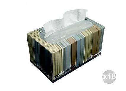Kimberly-Clark Set 18 X 70 (1260 Unidades totales) Toallas Kleenex Ultrasoft Box