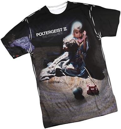 Poster Adult Crewneck Sweatshirt Poltergeist Ii