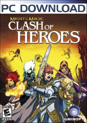 Might & Magic Clash Of Heroes [Download] (Might & Magic Clash Of Heroes Pc)