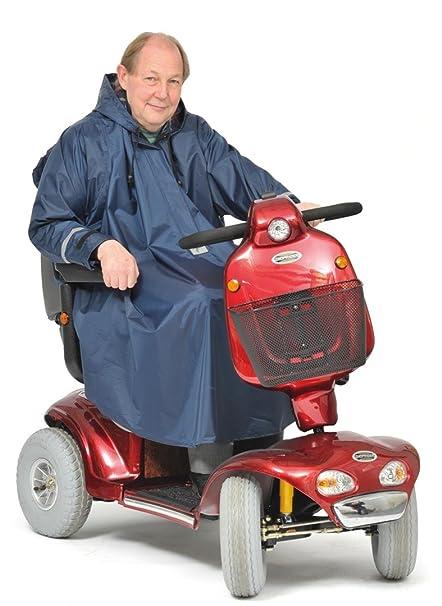 Able2 – als014 – Poncho Mobility silla de ruedas
