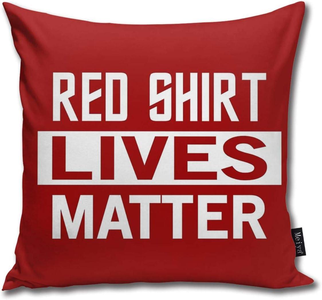 Sunlight DIY Star Trek Camisa roja Vives Materia Funda de ...