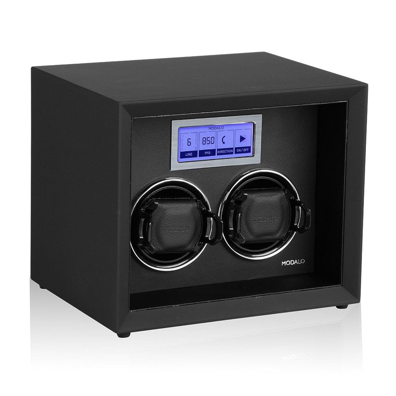 Modalo Safe Systems MV3 Uhrenbeweger fÜr 2 Automatikuhren in schwarz 5502113