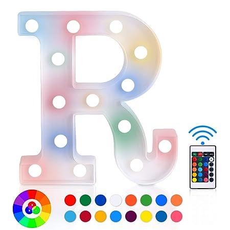 Amazon.com: ZRO - Luces LED de 16 colores cambiantes ...