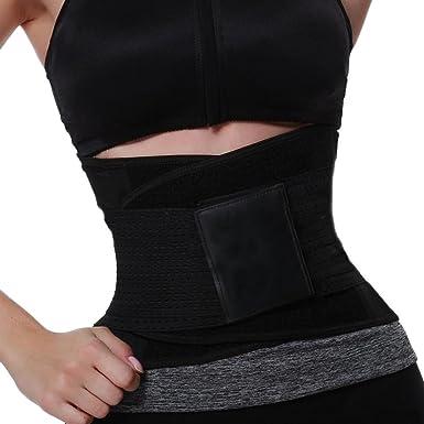 739618379d TAORE Womens Tops Women Men Slimming Burn Fat Tummy Slim Control Shapewear  Open Bust Bodysuit Body