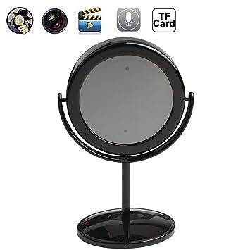 Boriyuan 720 * 480 nueva casa seguridad cámara espía DVR con movimiento espejo detección y ranura del TF: Amazon.es: Electrónica
