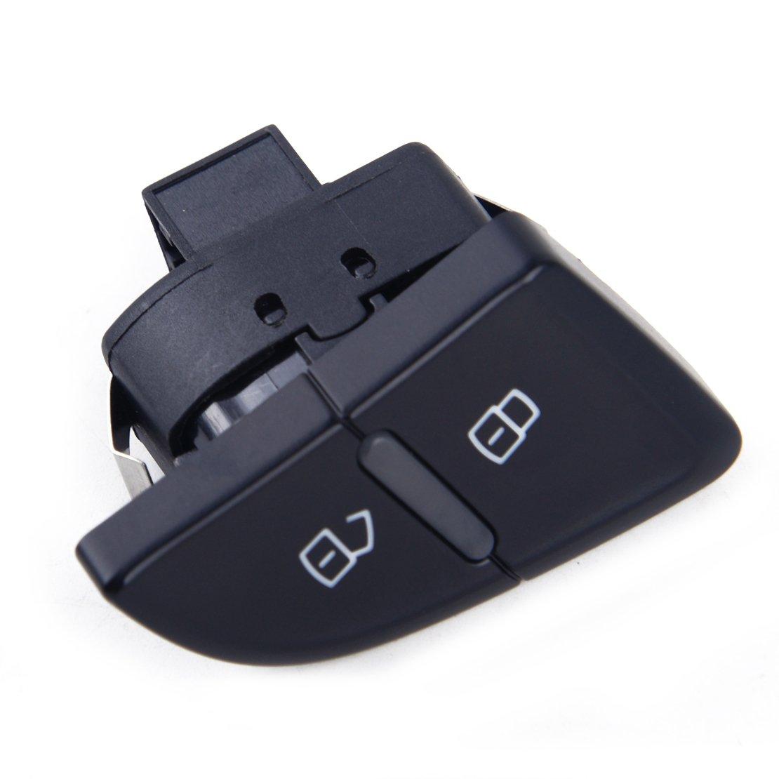 CITALL Interrupteur de Commande de Verrouillage de Porte Avant 8K1962107 Fit pour Audi A4 S4 A5 C/ôt/é Conducteur Gauche