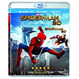 Spider-Man: Homecoming - 3D Blu-ray/Blu-ray/UltraViolet