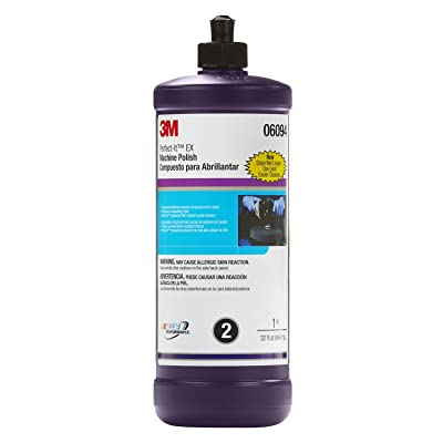 3M Perfect-It EX Machine Polish, 06094, 1 qt (32 fl oz/946 mL): Garden & Outdoor