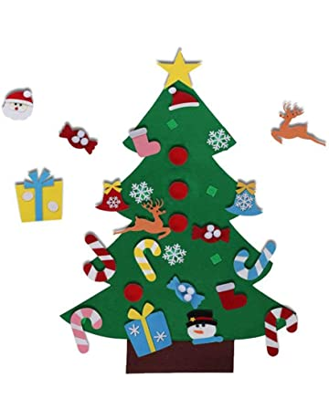 Imagenes De Motivos Navidenos Para Pintar En Tela.Decoracion De Navidad Amazon Es