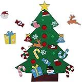 Bageek Árbol de Navidad DIY, niño Árbol de Navidad Redondo ...