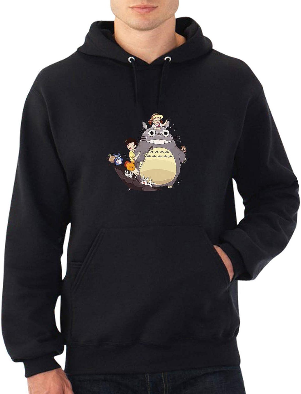 Happy Adventure Totoro Ghibli Studio Hoodie Sweat à Capuche
