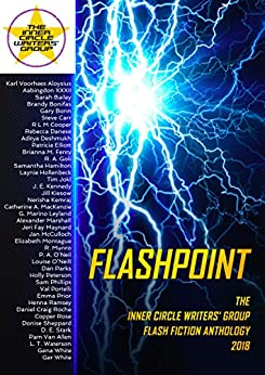 Flashpoint: The Inner Circle Writers' Group Flash Fiction Anthology 2018