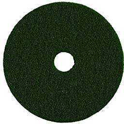 Bear-Tex 66261054262 Super Scrub Floor Maintenance Scrubbing Pad, Aluminum Oxide, 18\