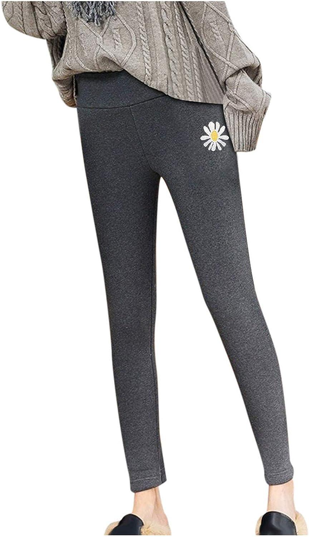 Quality High Waist Large Size Pants Fashion Black 2L 60-67.5 kg Fashion Winter Women High Waist Trouser Thermal Pants LOPP Super Thick Cashmere Wool Leggings