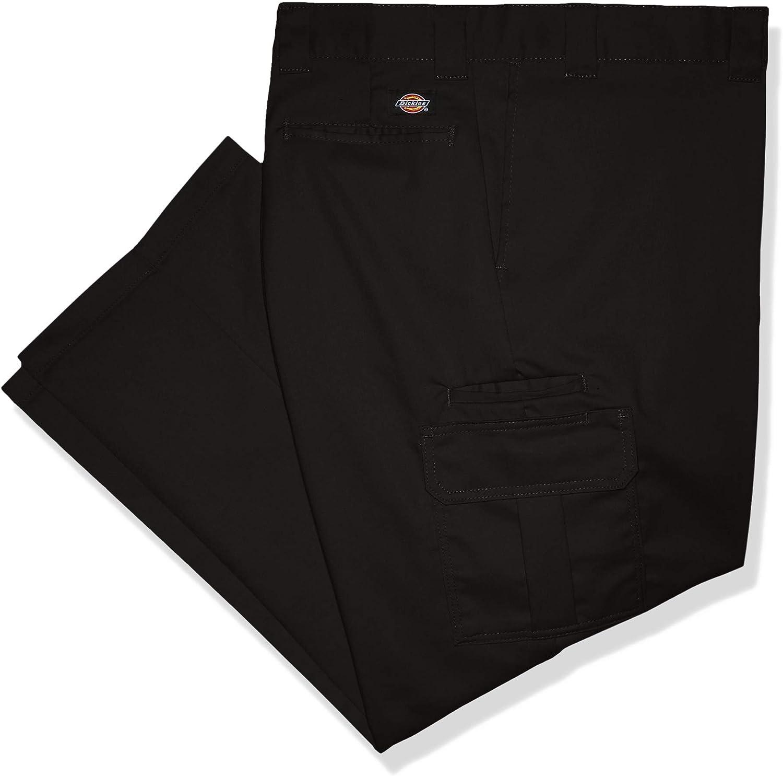 Dickies Mens Regular Straight Stretch Twill Cargo Pant Big-Tall