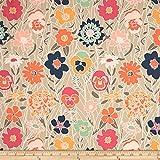 Art Gallery Curiosities Splendiferous Warm Fabric By The Yard