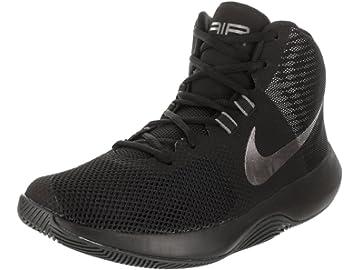 386ac678a Nike Men s Air Precision High-Top Basketball Shoe
